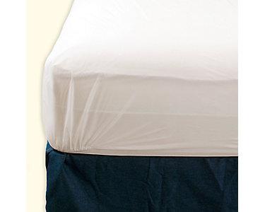 Fits mattresses 9 in deep; 3 gauge vinyl; Prevents mildew, bedbugs, ...