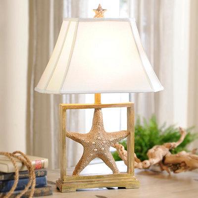 Starfish Frame Table Lamp