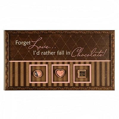Chocolate Lover's Shadowbox